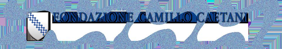 Fondazione Camillo Caetani