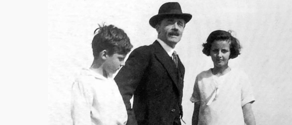 Paul Valéry, Lelia e Camillo Caetani, Mon Rêve, Normandia, 1924